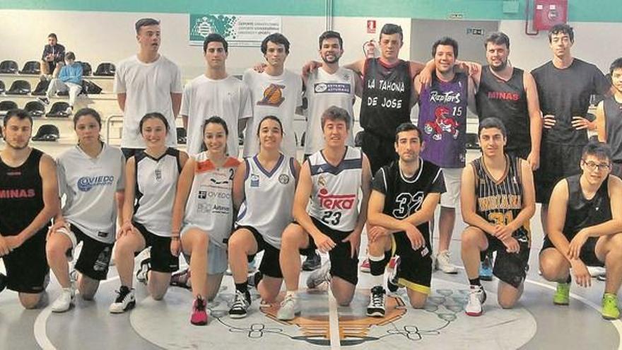Matemáticas y Minas jugarán la final de la Liga de baloncesto