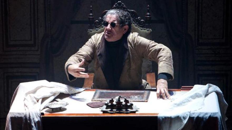 Torquemada (o la fortaleza de un actor)