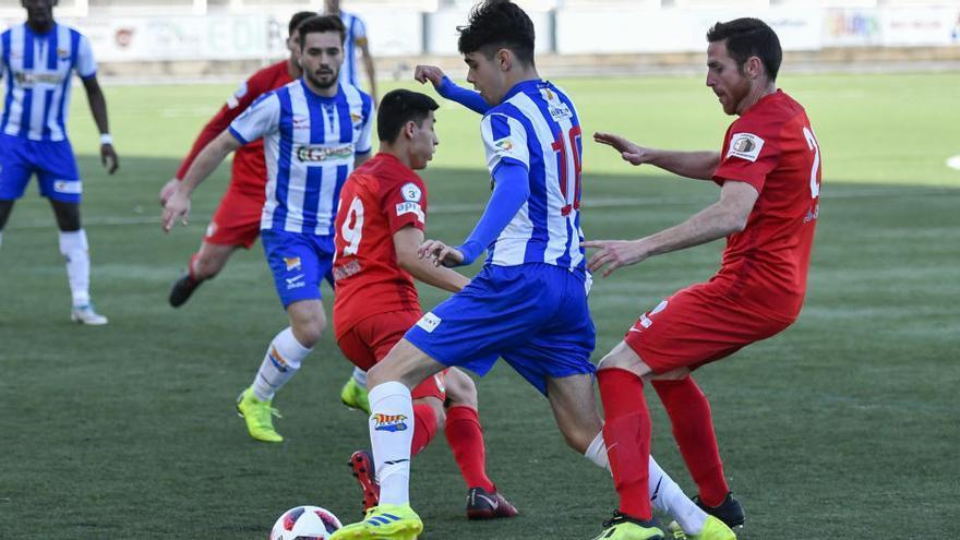 Víctor Valverde torna a la Unió Esportiva Figueres