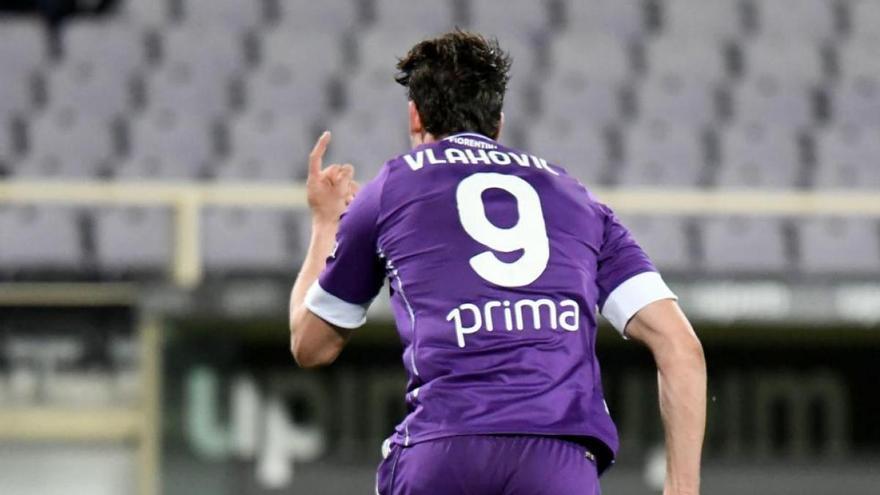 Vlahovic rechaza renovar con la Fiorentina y varios equipos irán a por él