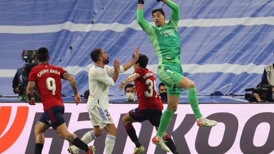 Real Madrid - Osasuna, en directo