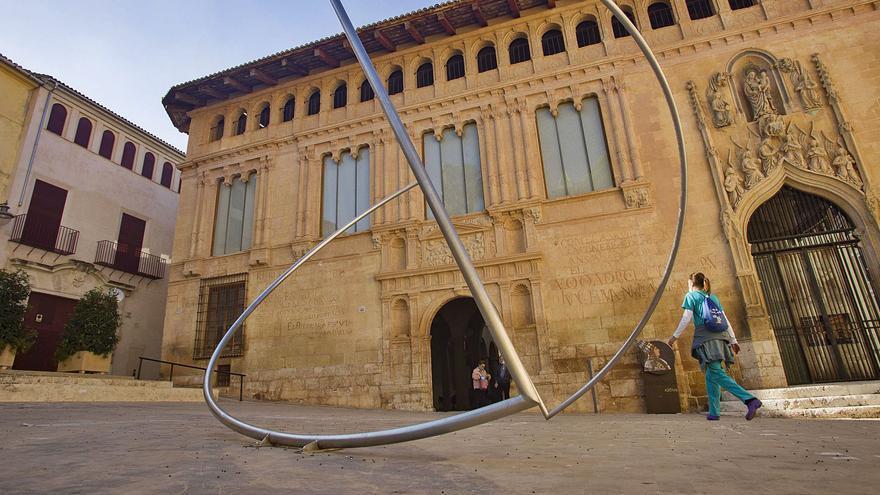 Alfaro y Xàtiva: El minimalismo y la historia se muestran juntos