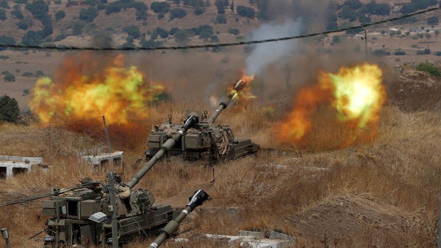El fuego cruzado entre Hizbulá e Israel devuelve la tensión a la frontera sur del Líbano