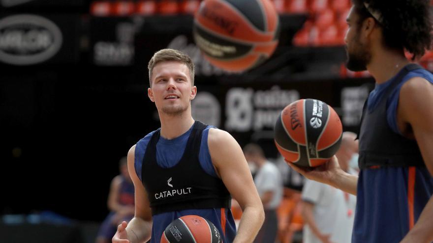 El Valencia Basket arranca la pretemporada