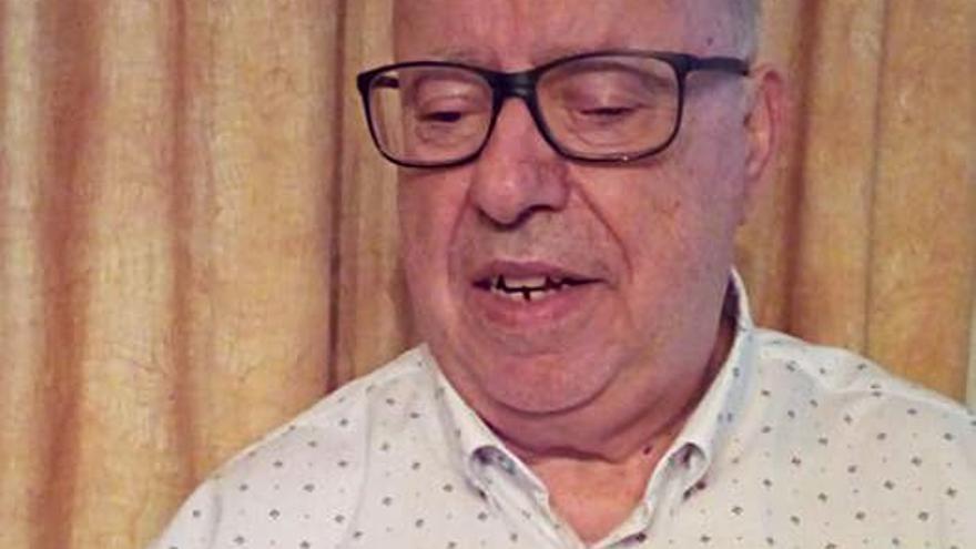 El poeta Lleonard del Rio i Campmajó rep el premi d'honor especial a Viladecans