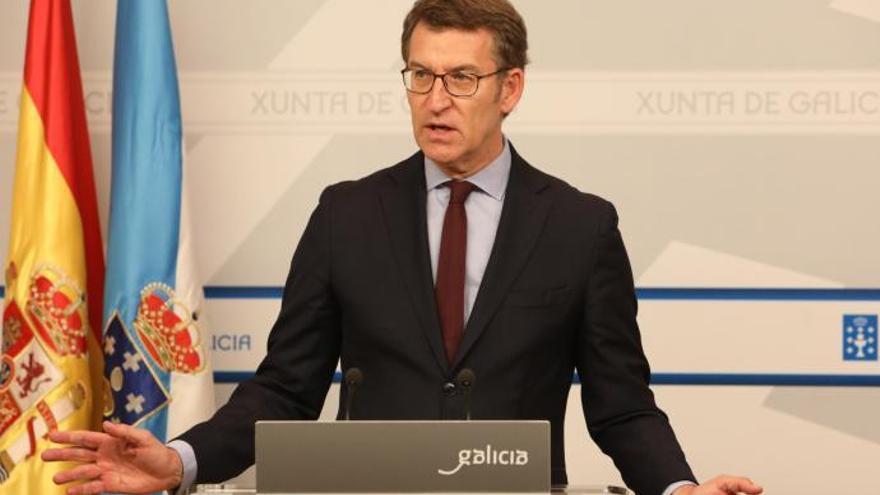 La Xunta cesa a doce altos cargos para su incorporación en las listas del PP