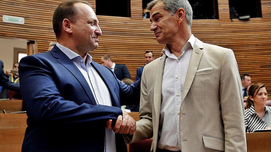 El listón electoral ancla al bipartito
