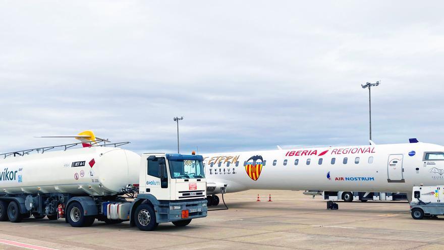 La Audiencia Nacional obliga a Air Nostrum a restablecer a los pilotos parte del salario perdido por el ERTE