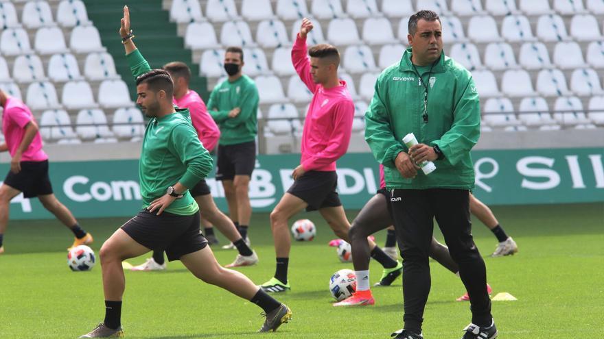 """Germán Crespo: """"Gracias al Córdoba CF por darme esta oportunidad"""""""