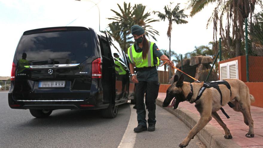 Más de 90 denuncias en Ibiza durante tres días por infracciones en vehículos de transporte de pasajeros