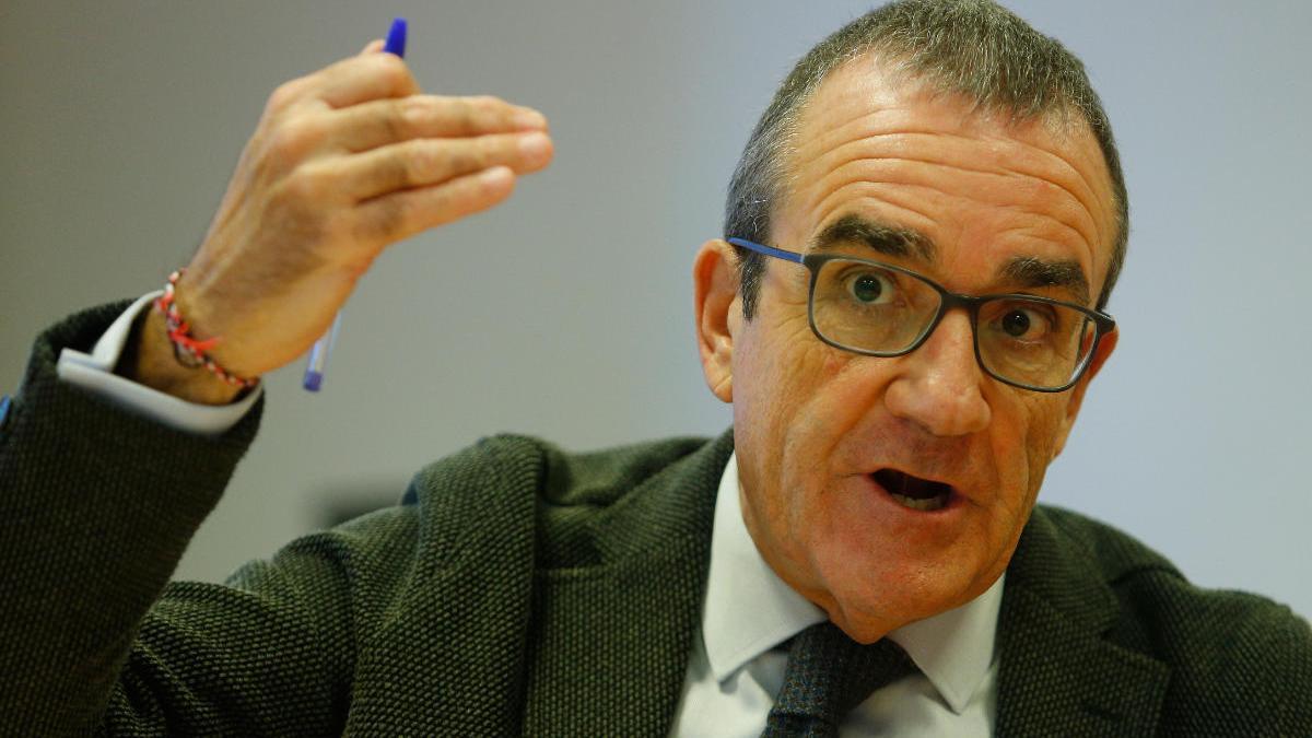 Juan Pedro Yllanes, vicepresidentel del Govern