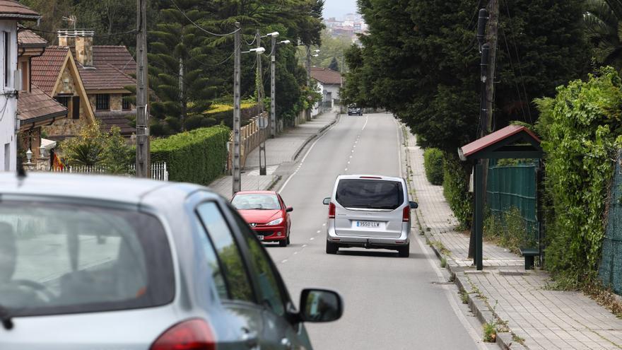 Descartada la colocación de semáforos y radares en la carretera Piles-Infanzón