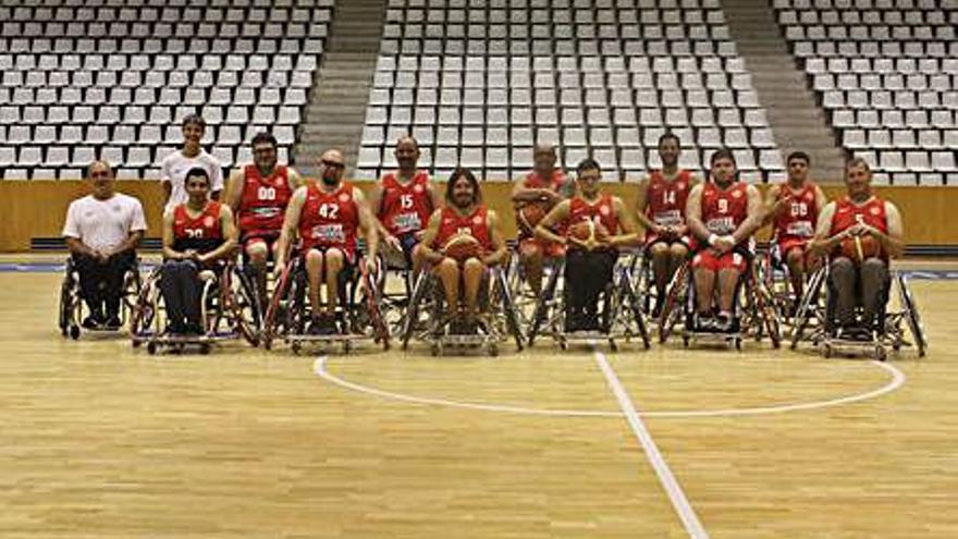 El MIFAS s'integra al projecte del Bàsquet Girona, que tindrà secció en cadira de rodes
