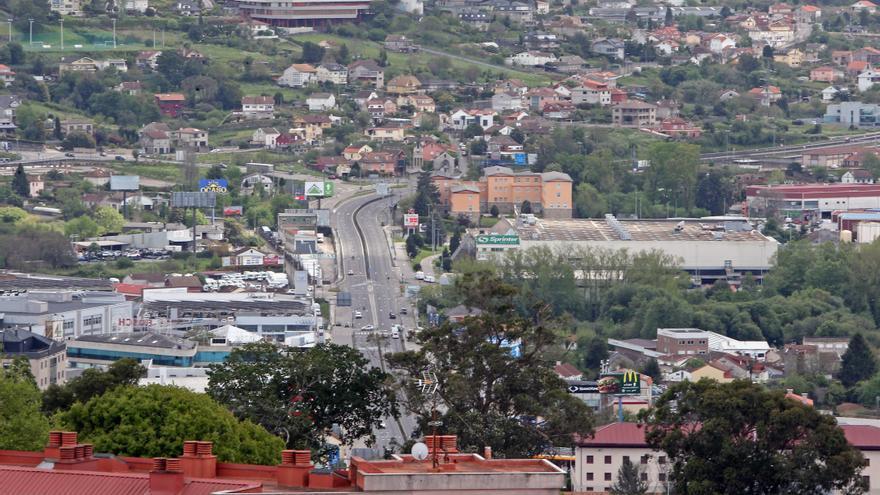 Investigan a una conductora por ir drogada y en sentido contrario por dos autopistas y una autovía en la zona de Vigo