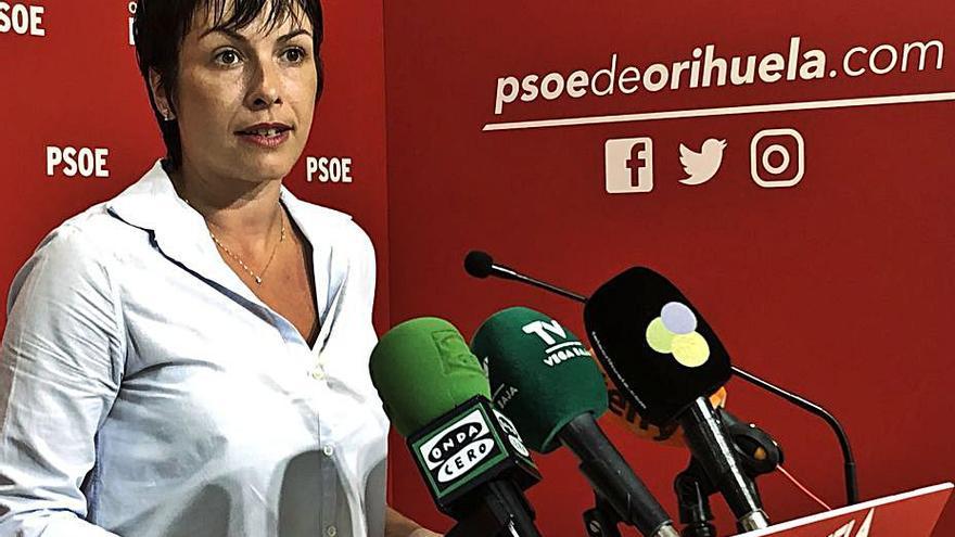 El PSOE reclama modificar la ordenanza de vallas publicitarias