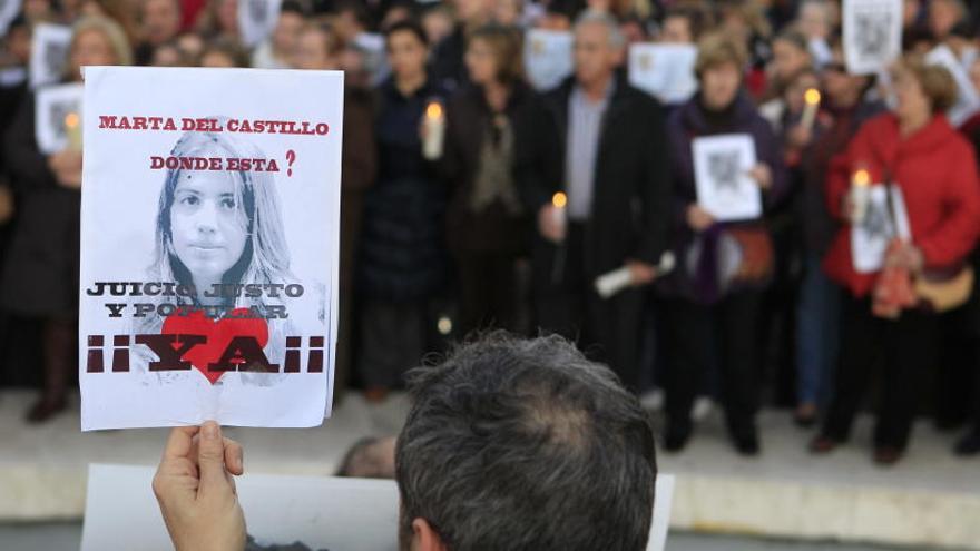 La familia de Marta del Castillo se opone a que Carcaño pague 20€ mensuales