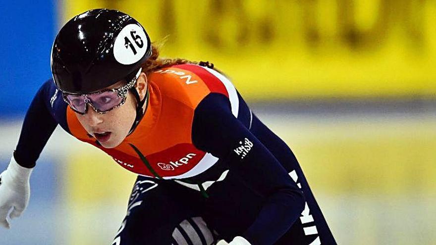 Fallece una patinadora, bronce olímpico, con 27 años
