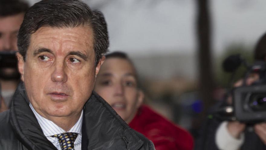 Matas ya ha ingresado en la cárcel de Aranjuez