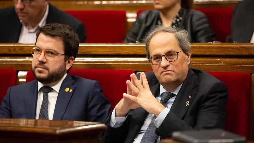 Fin de la legislatura catalana: Del 155 al procés y la COVID