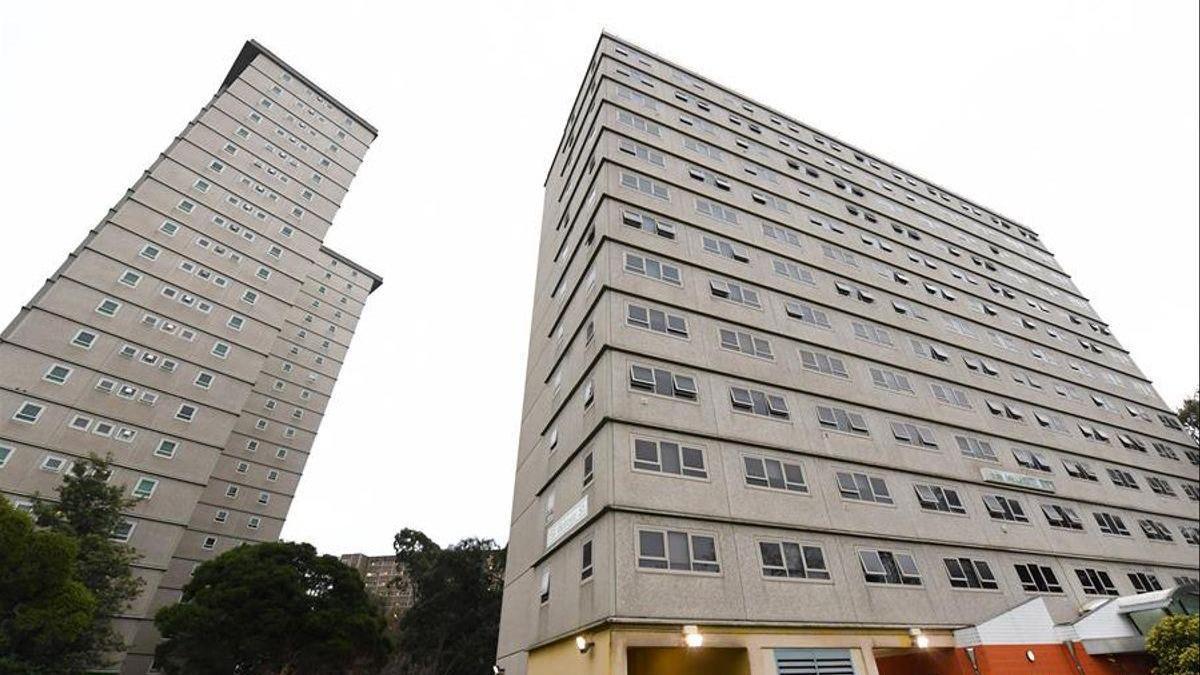 El confinamiento de torres de vivienda en Melbourne violó derechos humanos