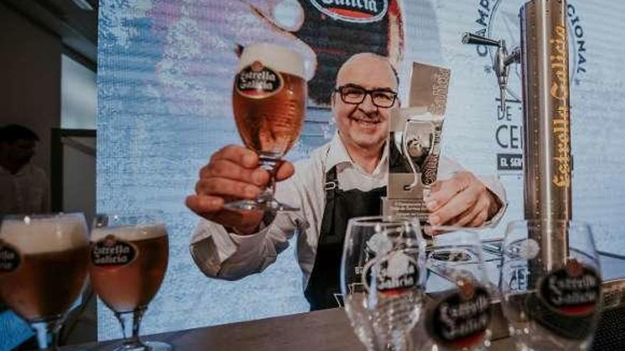 Estrella Galicia celebrará en el Fórum Gastronómico su Campeonato de Tiraje