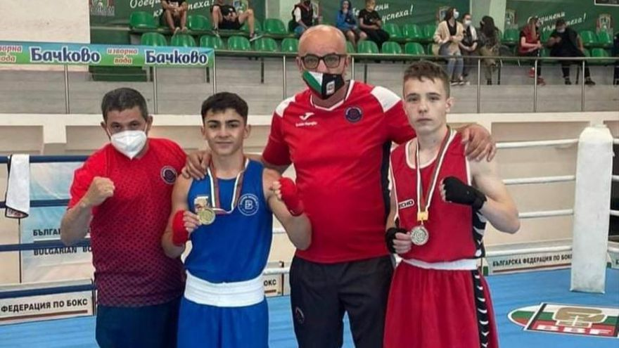 Rafa 'Balín' Lozano conquista el oro en el Abierto de Bulgaria