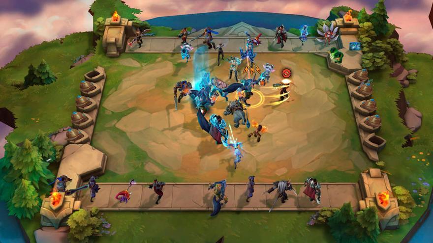 'Teamfight Tactics' de Riot Games aterriza en dispositivos móviles