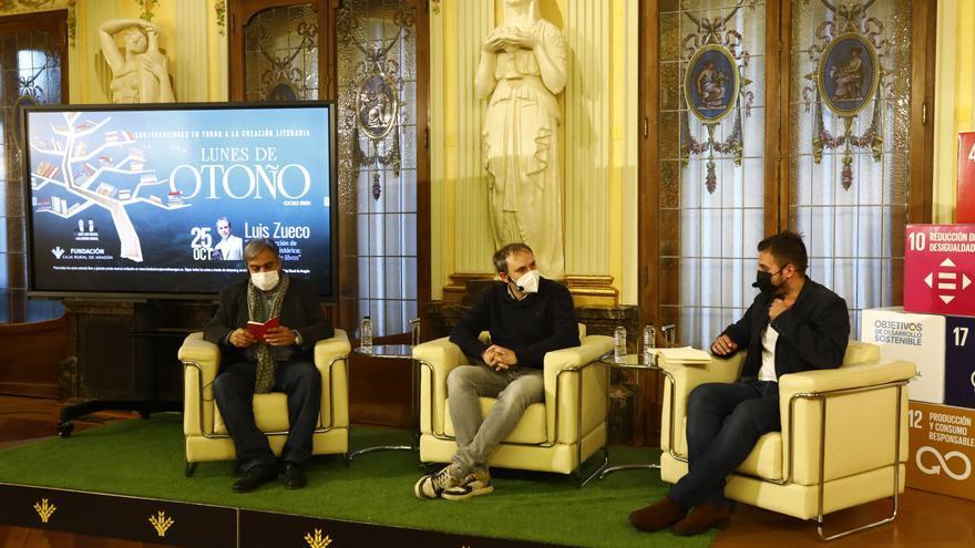 Luis Zueco: «La novela debe despertar el interés por la Historia»