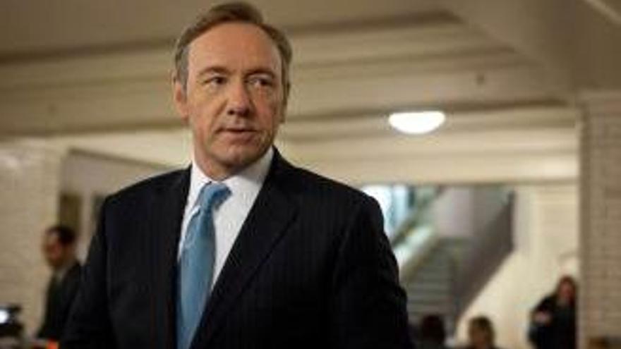 Netflix cancel·la «House of Cards» després de les acusacions d'abús sexual a Kevin Spacey