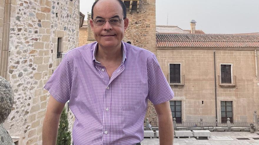 José Antonio Ramos publica un libro sobre el convento de San Francisco