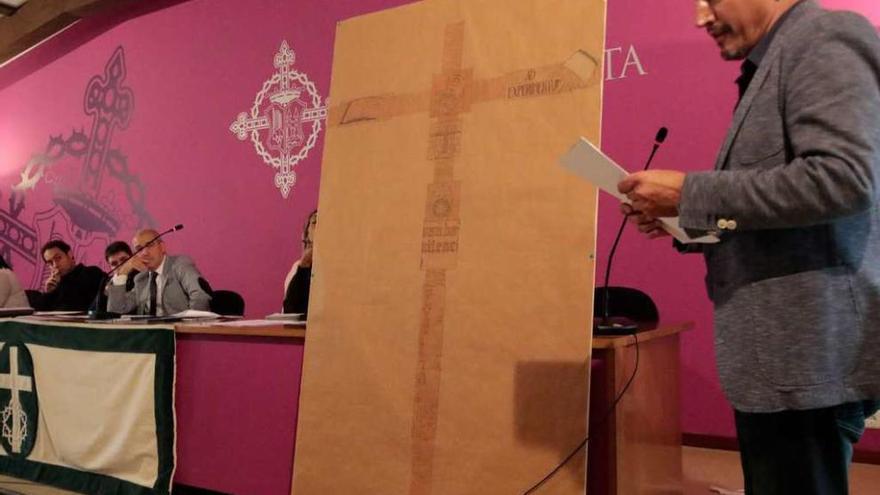 La procesión de las Siete Palabras comenzará el Martes Santo en la Catedral