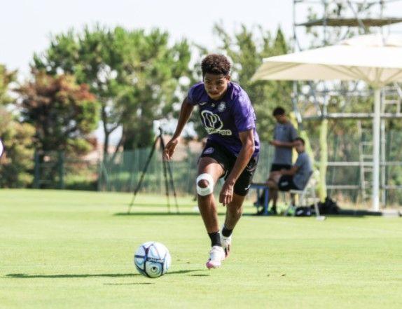 El complex de Navata reactiva les estades de pretemporada amb equips francesos