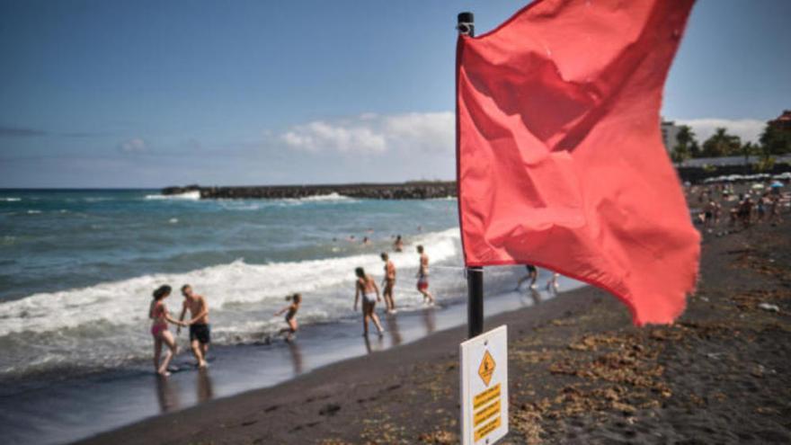 57 fallecidos en Canarias en 127 accidentes acuáticos ocurridos en 2019
