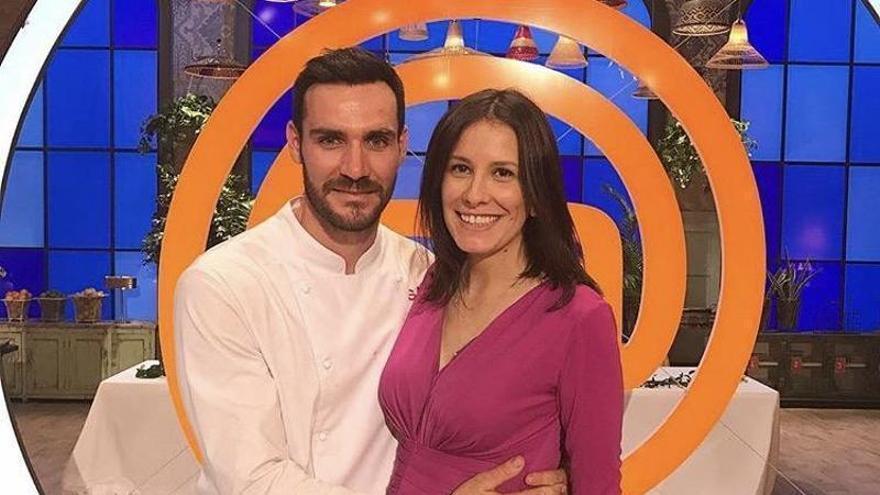 La gijonesa Celia García Álvarez, el rostro de la alegría en MasterChef Celebrity