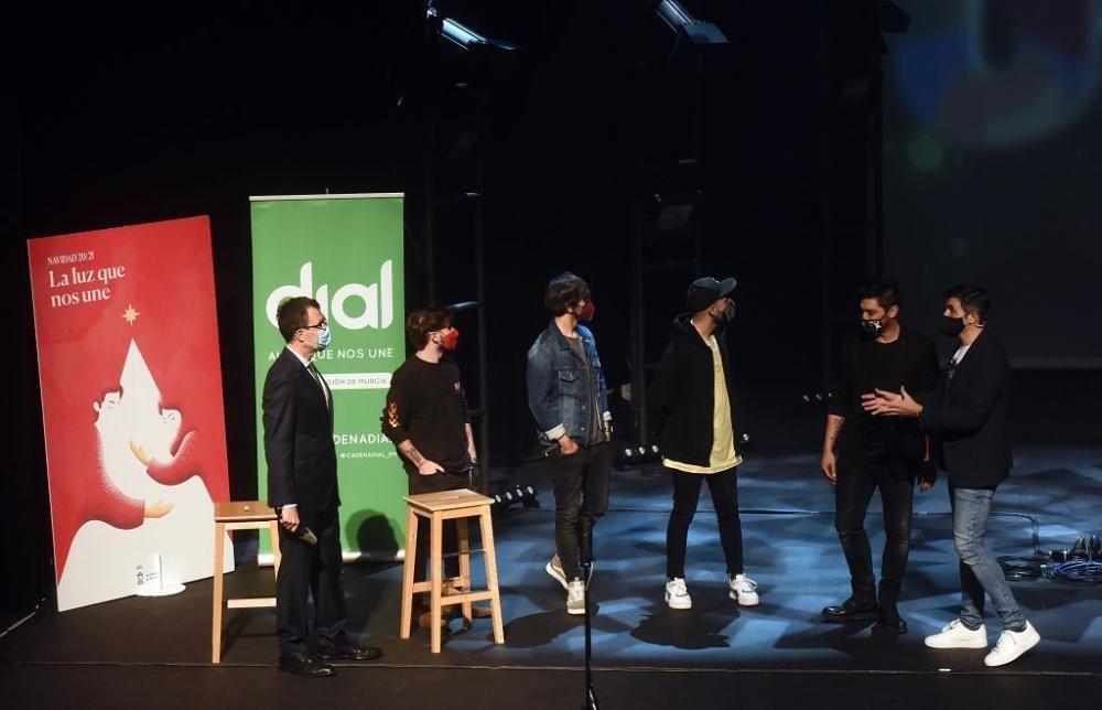 Concierto Únicos de Cadena Dial en el Teatro Circo de Murcia