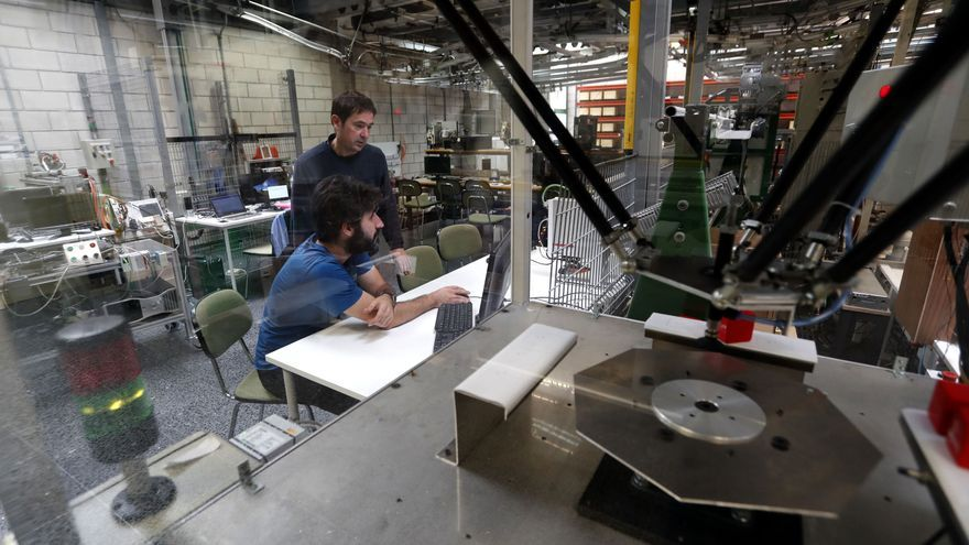 La Universidad recupera impulso en los contratos con empresas: 3 millones de euros en lo que va de año