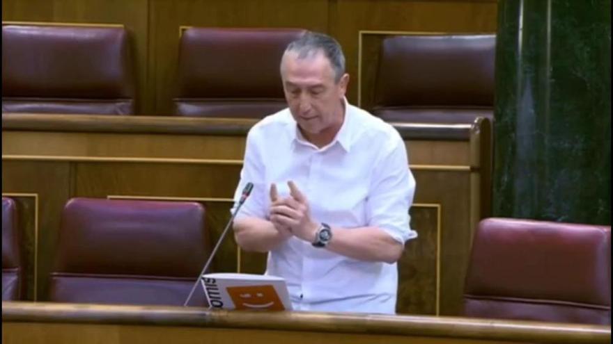"""La Diputación de Alicante """"aparece"""" en el debate del Congreso de los Diputados"""