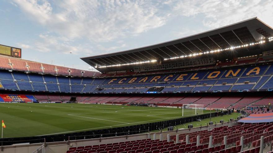 El Barcelona informa de un positivo asintómatico