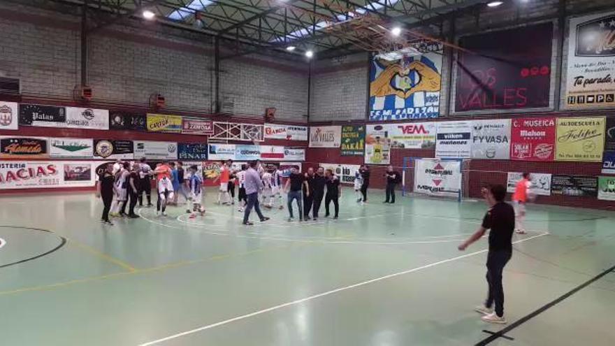 El Atlético Benavente se gana soñar con la Plata