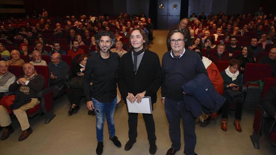 Vicente Amigo recuerda sus 'Vivencias imaginadas'