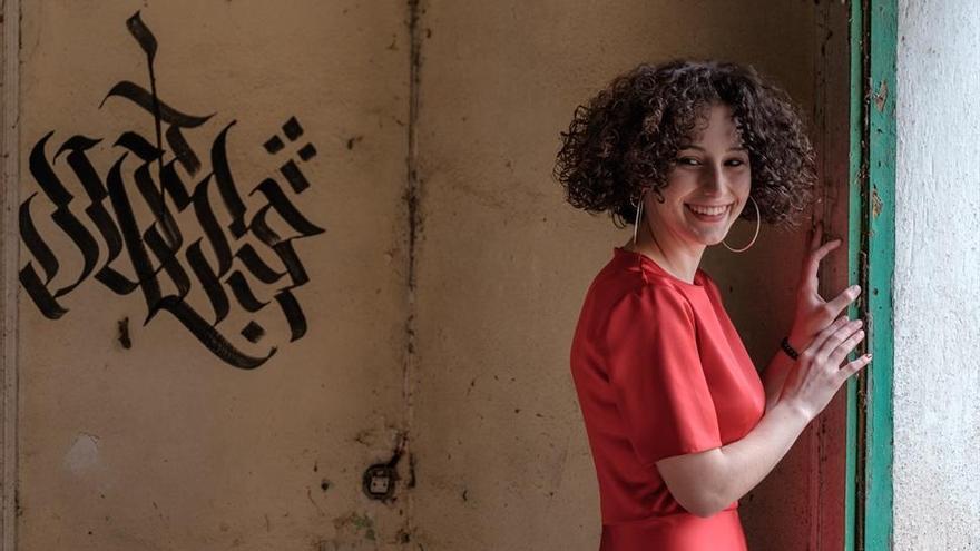 Paula Valls actua a Vilafant per obrir la festa del Carme