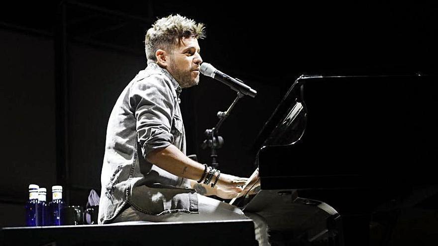 Pablo López actuará en el Coliseum el 9 y el 10 de julio