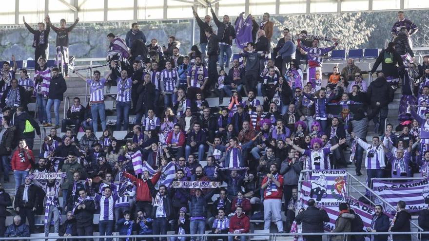 El Oviedo suma una nueva victoria en el Tartiere