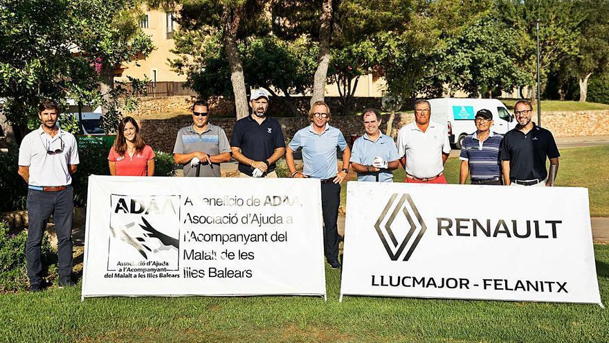 El Renault Llucmajor de golf vuelve a ser un éxito