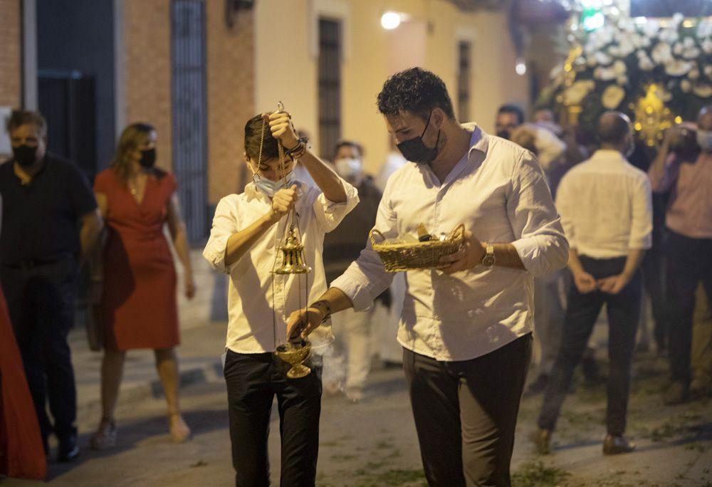 Canet d'En Berenguer vive el día grande de sus fiestas
