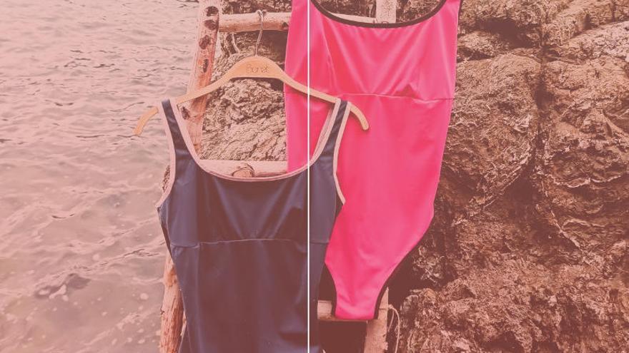 Bonet s'estrena amb disseny propi i confecció «Quilòmetre Zero» de banyadors per a dona