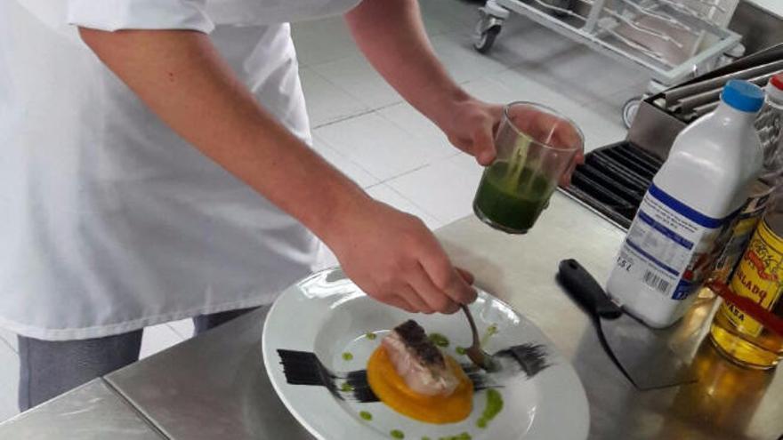 La alta cocina del instituto Faro de Maspalomas