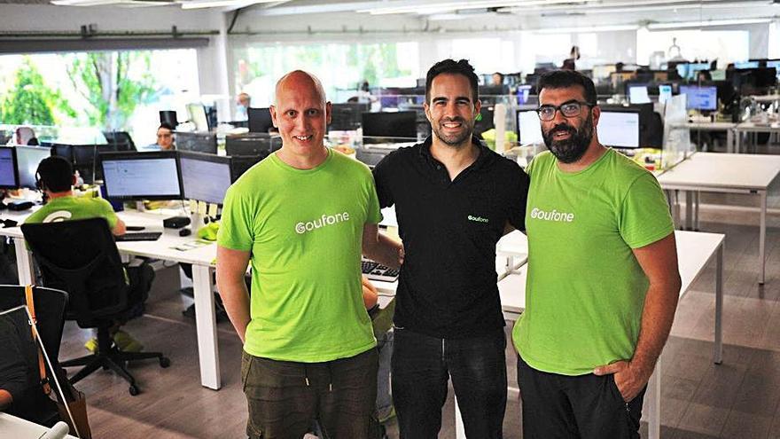 Goufone estén la seva xarxa de fibra òptica a  les comarques gironines