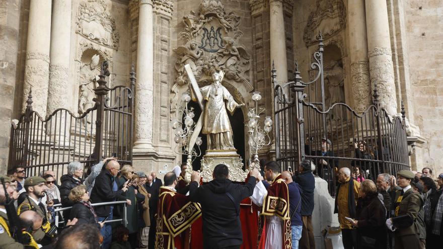 Estos son los rincones de San Vicente Martir en València