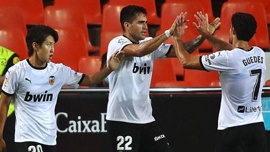 Directo Valencia CF - Betis